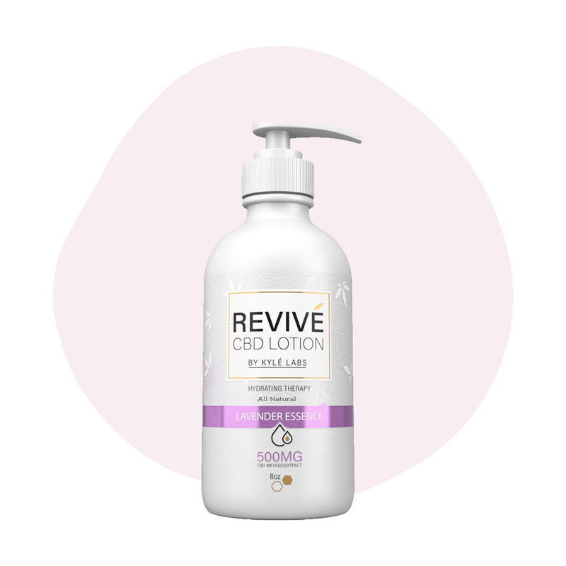 KYLE Premium CBD Lotion Revive - ErthBay