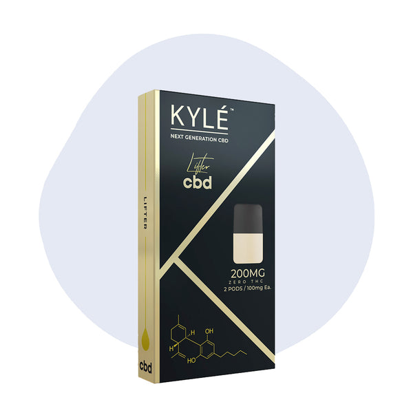 KYLE CBD Pods Lifter Hemp - ErthBay