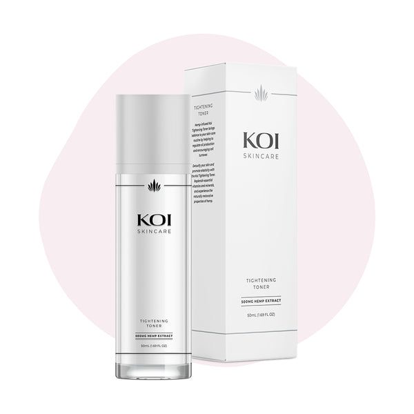 Koi CBD Topical Tightening Toner - ErthBay