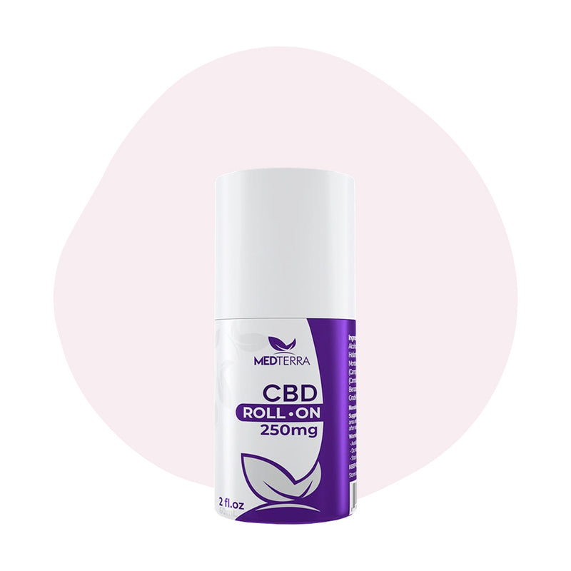 Medterra CBD Rapid Cooling Roll-On - ErthBay