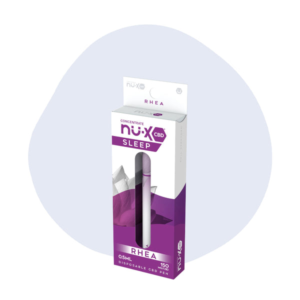 NU-X CBD Tropical Cherry Fruit Disposable Pen Rhea - ErthBay