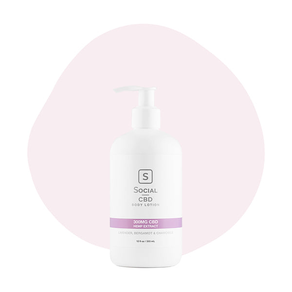 Social CBD Rest Body Lotion - ErthBay