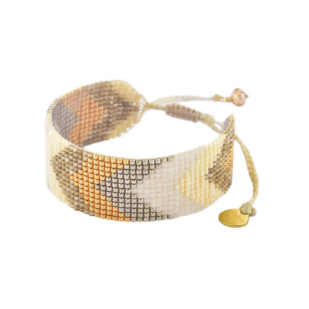 Mishky Forward Beaded Bracelet - 4 Colors