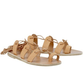 Ancient Greek Sandals Alcyone - Natural