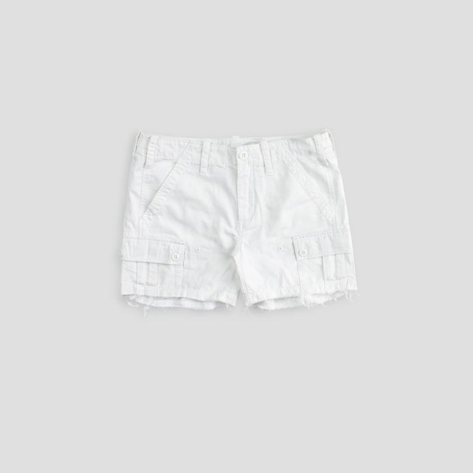 G1 Deck Hand Shorts - White