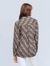 Load image into Gallery viewer, L'Agence Nina Blouse - Carafe/Ivory Buckle