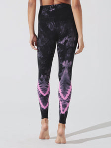 Electric & Rose Sunset Legging - 2 Color Options