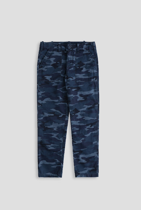 G1 Camo Surplus Pant - Navy