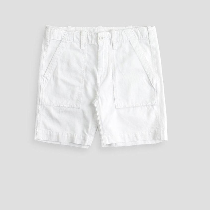 G1 Surplus Shorts - White