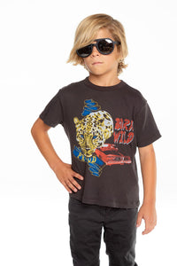 Chaser Kids Born Wild - Vintage Black
