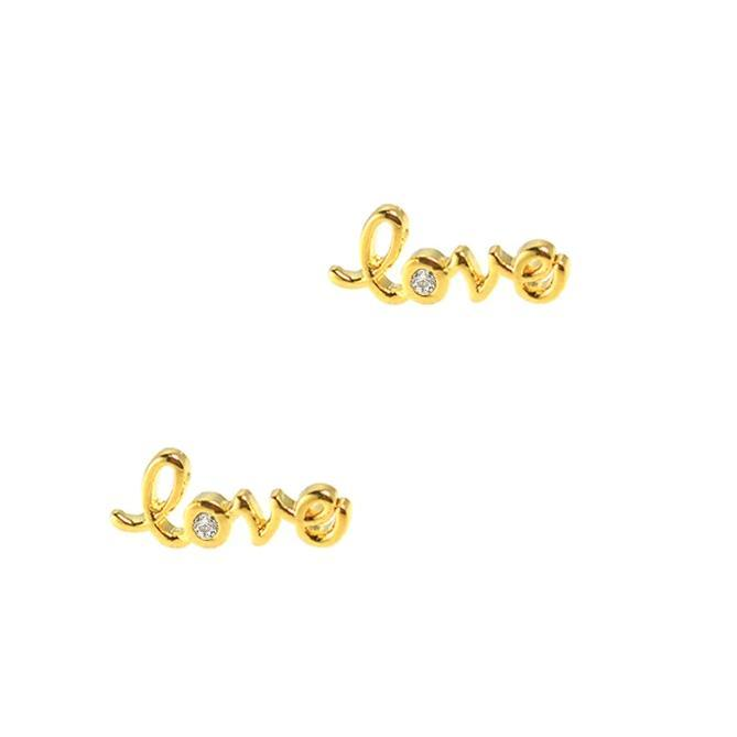 Tai Pave Love Stud - 2 Colors