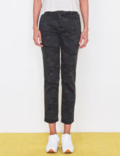Load image into Gallery viewer, Sundry Camo Le Soleil Pant - Smoke