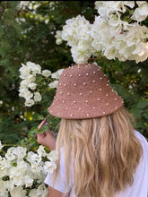 Load image into Gallery viewer, Bits & Pieces Wool Bucket Hat - Camel