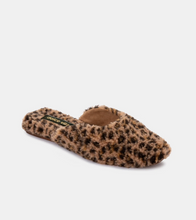 Load image into Gallery viewer, Dolce Vita Saydee Slippers - Leopard Plush