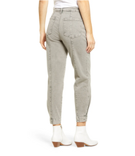 Load image into Gallery viewer, Le Jean Paloma Jogger - Grey Sulphur Wash