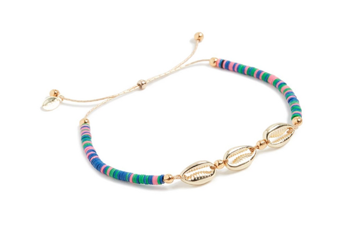 Shashi Baltic Multi Bracelet Slide