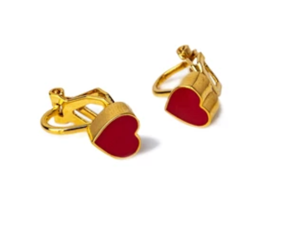 Rosie Bold Clip Earrings
