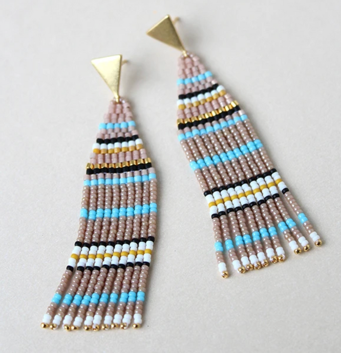 Bluma Project Liya Earrings - Mojave