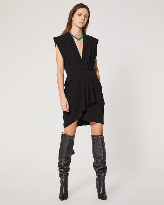 IRO Garm Dress - Black