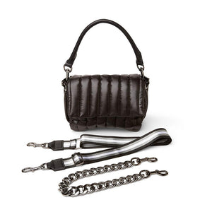 Think Royln Bar Bag - Shiny Black