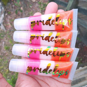 Pride Lips Lip Gloss - 8 Flavors