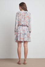 Load image into Gallery viewer, Velvet Leah Dress - 2 Color Options (Tie Dye + Watercolor)