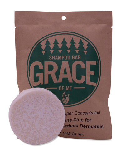 Shampoo Bar - Sweet Vanilla & Cinnamon with Shea Butter (Regular or Dandruff Bar)