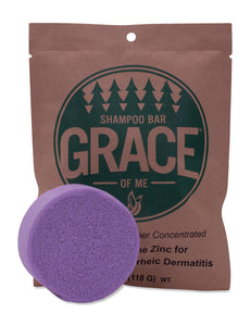 Shampoo Bar - Lavender Shampoo with Shea Butter (Regular or Dandruff Bar)
