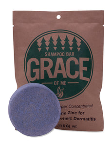 Shampoo Bar - Lite Citrus with Shea Butter (Regular or Dandruff Bar)