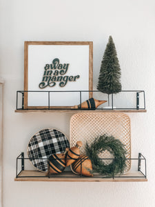 Away in a Manger small (Black Friday Deal)