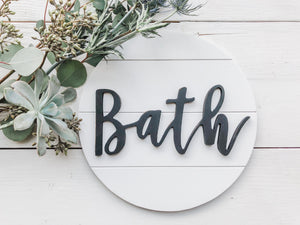 Bath + OPTION 1