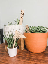 Load image into Gallery viewer, Plant Markers - Pennants