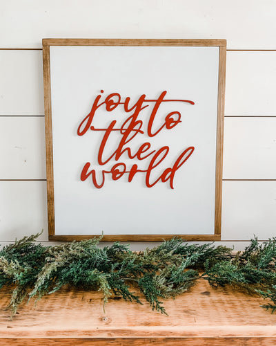 Joy to the World (Black Friday Deal)