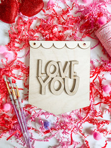 DIY LOVE YOU KIT