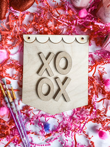 DIY XOXO KIT