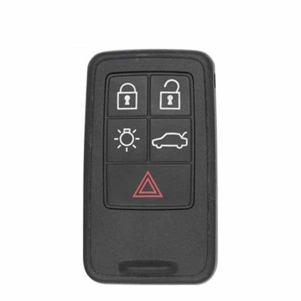 2008-2018 Volvo / 5-Button Smart Key / KR55WK49264 (RSK-VOLVO-9264)