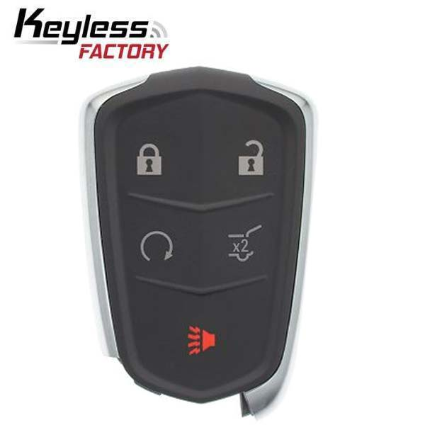 2015-2019 Cadillac SRX Escalade / 5-Button Smart Key / HYQ2AB / 315 Mhz / w/ Hatch (RSK-CAD-SRX )