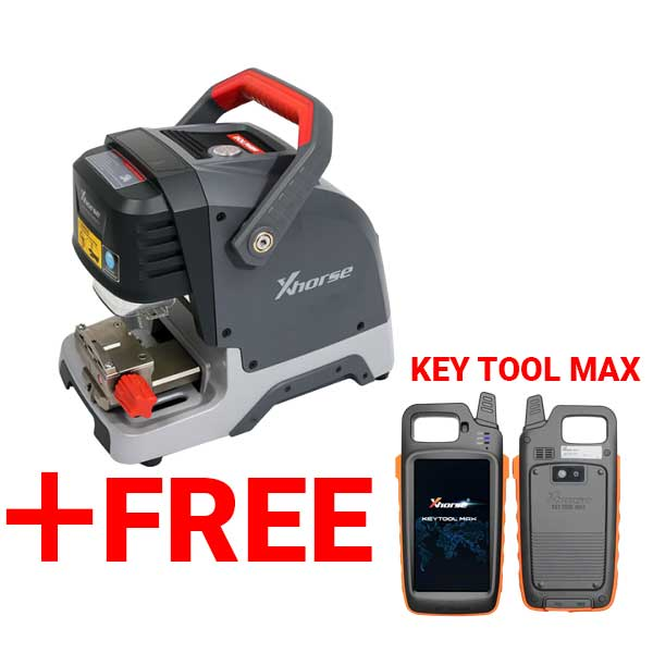 Condor XC Dolphin XP-005 High Sec Portable Key Cutting Machine / w Battery & FREE VVDI Key Tool MAX (XHorse)
