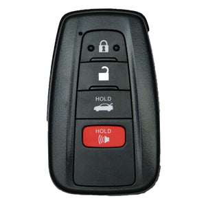 2019 Toyota Avalon / 4-Button Smart Key / HYQ14FBE / 0410 (RSK-TOY-AVA19)