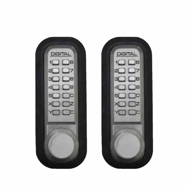 Lockey - 2210-DC - Mechanical Keyless Double Deadbolt Lock