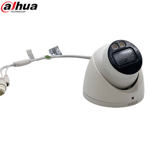 Dahua / IP Camera / 4MP Dome / 2.8 mm Fixed Lens / Night Color Network Camera / ePoE  WDR / IP67 / Starlight  / 5 Year Warranty / DH-N45EJ62