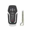 2008-2017 Ford 5-Button Smart Key SHELL for M3N-A2C31243800 (SKS-FD-050)