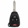 Jeep / Chrysler / Dodge 2004-2008 / 4-Button Remote Head Key / M3N5WY72XX / (RK-CHY-M3N-4)