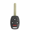 Honda / Acura 2008-2014 / 4-Button Remote Head Key / MLBHLIK-1T / (RK-HON-MLB-4)