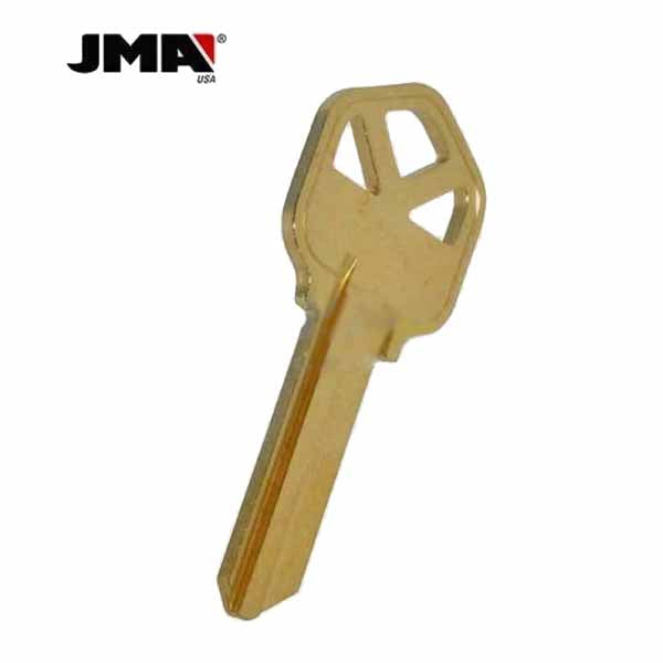 KW1 Keys - Brass Finish Kwikset Key Blanks
