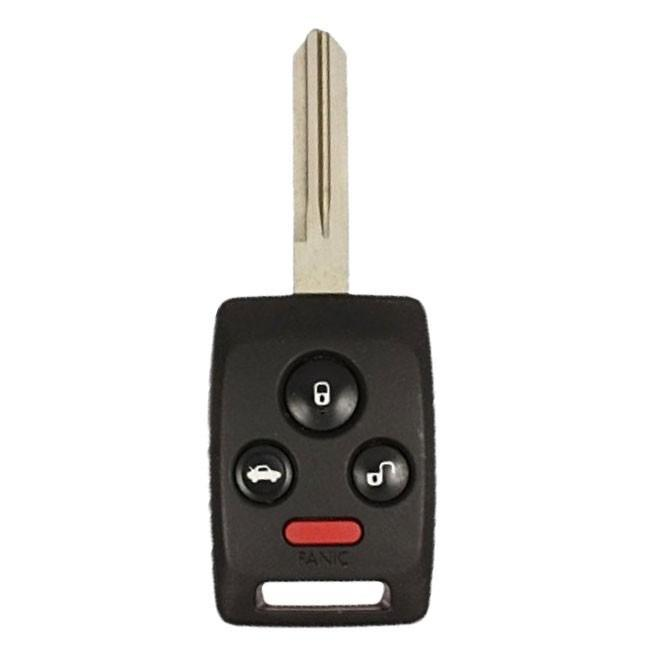 2006-2008 Subaru Tribeca Legacy / 4-Button Remote Head Key / CWTWBU745 / DA34  (RHK-SUB-745)