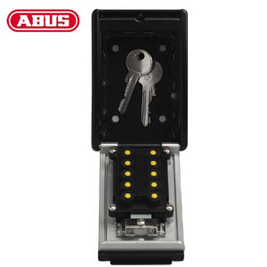 Abus - 767 C KeyGarage - Key Storage Push Button Wall Mount Lock Box