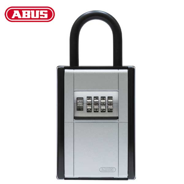 Abus - 797 C KeyGarage - Key Storage 4-Dial Combination Lock Box w/ Shackle