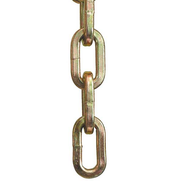 "Abus - 14KS - 2 Foot - High Security Chain & Sleeve - 9/16"" Diameter"