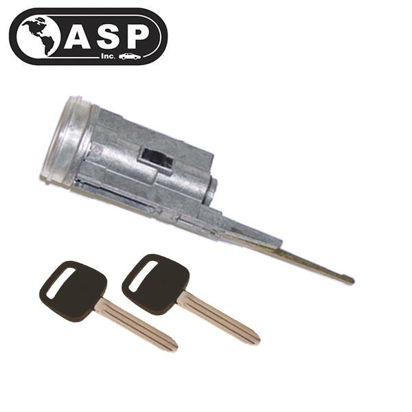 1998-2003 Toyota Sienna / 8-Cut / TR47 / Non Transponder / Ignition Lock Cylinder / Coded / C-30-151 (ASP)